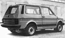 Fiat 126 Station Wagon
