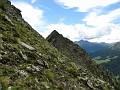 Mont Faceballa dal col Breuson