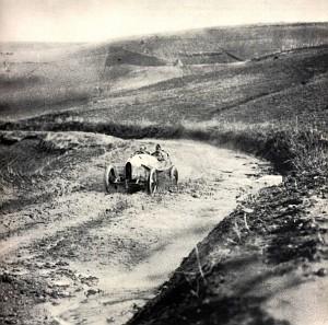 1920 G Meregalli vincitore su Nazzaro
