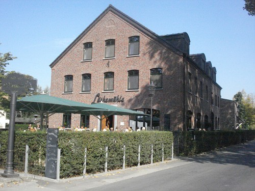 Gasthaus Lüthemühle