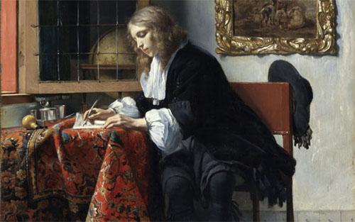 Gabriel Metsu al Rijksmuseum