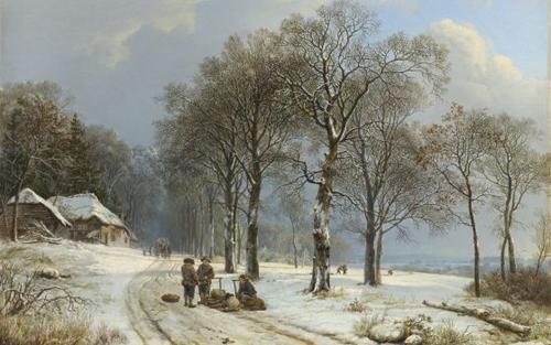 Inverni Olandesi al Rijksmuseum Schiphol