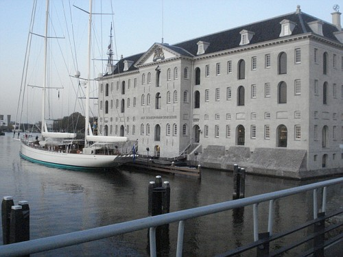Amsterdam Scheep Vaart Museum