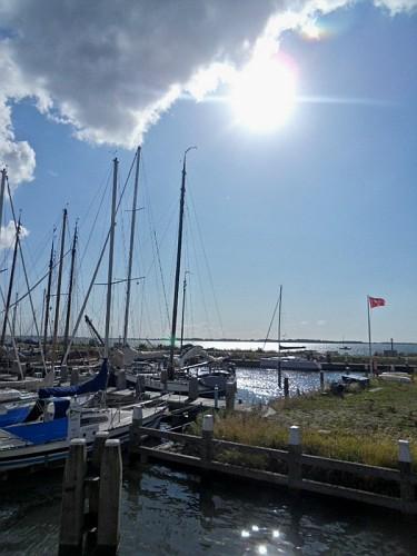 Imbarcazioni al porto