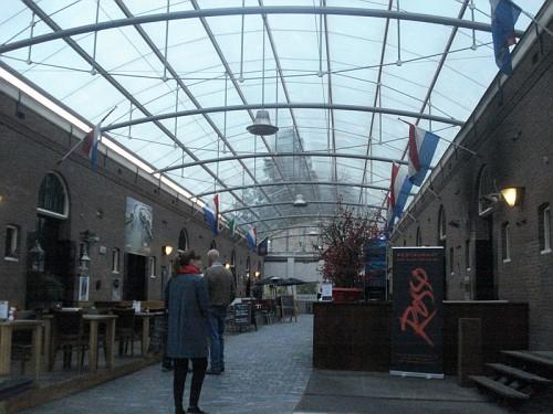 Rotterdam Centro Commerciale Rosso