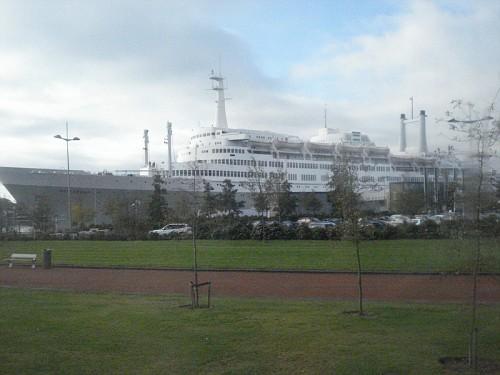 SS Rotterdam Nave