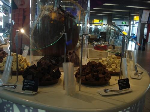 Amsterdam Shiphol Cioccolata