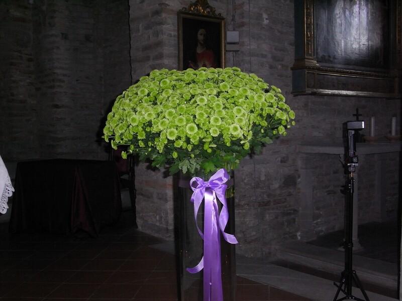 Fiori verdi sassi decoupage e dipinti angelapercaso for Fiori verdi