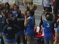 la nazionale italiana di pallavolo a monza contro il brasile