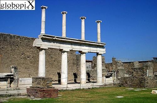 foro-3  Pompei D.M  dipinti-murali-di-pompei
