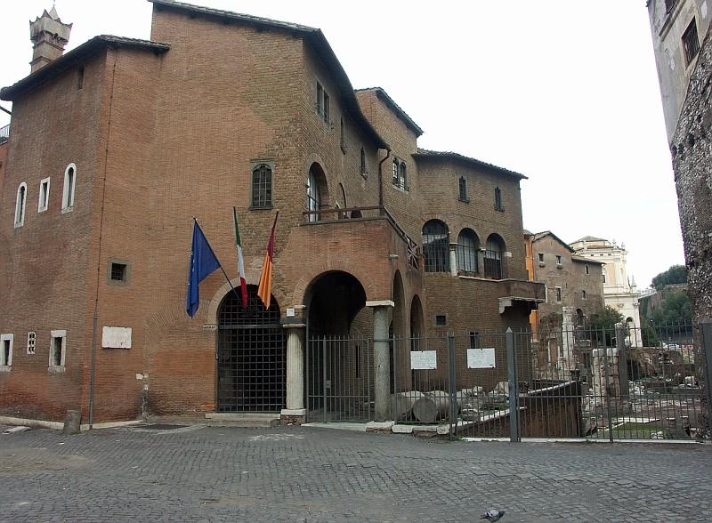 Lergo 16 ottobre 1943, Roma dans immagini ladeportazionedegliebreidiRoma-vi